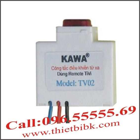 Công tắc điều khiển từ xa Kawa RF02