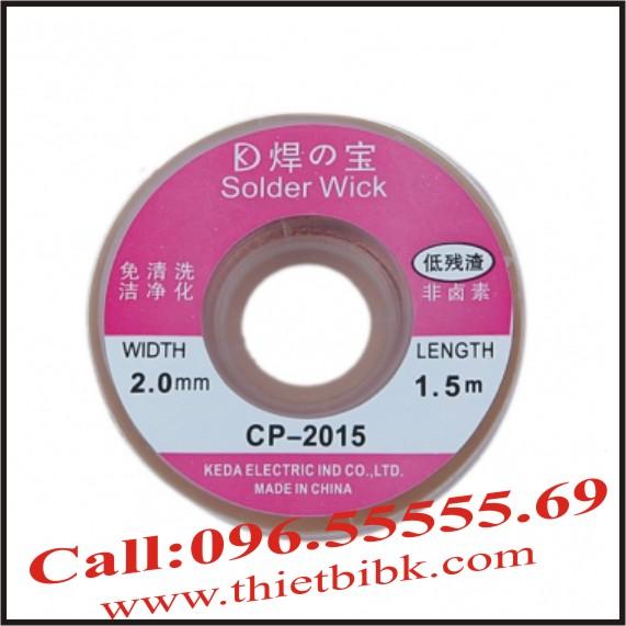 Dây đồng hút thiếc CP-2015 Solder wick