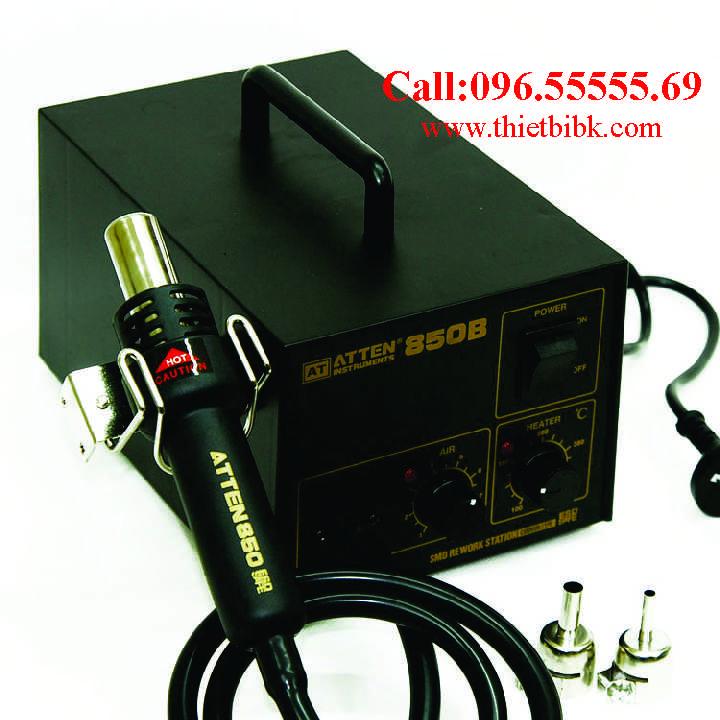 Máy khò Atten 850B dùng cho thợ sửa chữa điện tử