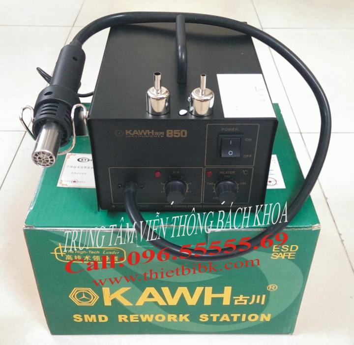 Máy khò nhiệt KAWH 850