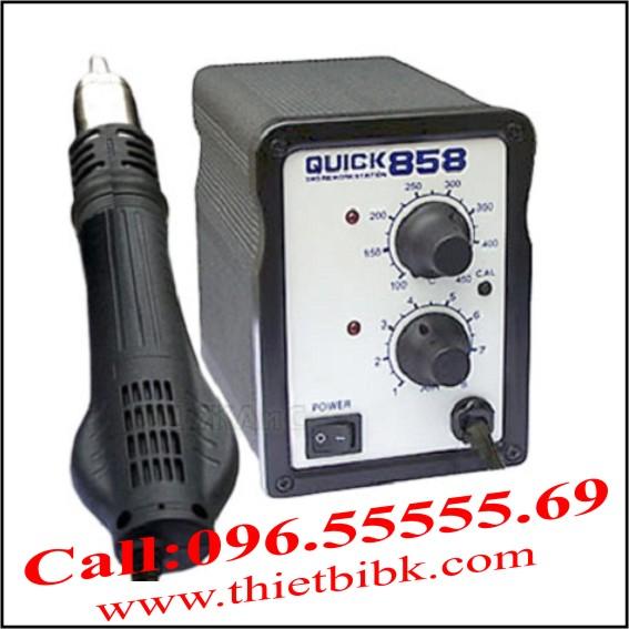 Máy khò từ QUICK 858