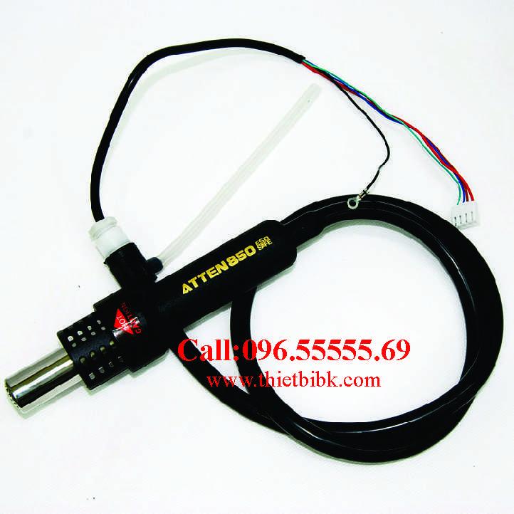 Tay Máy khò Atten 850B dùng cho thợ sửa chữa điện tử thay thế khi hỏng tay khò