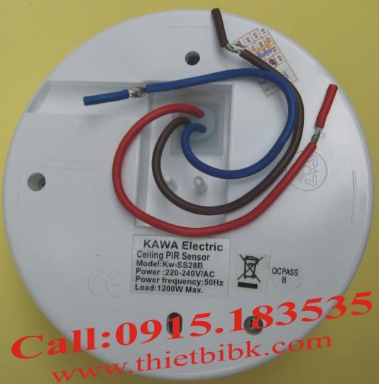 Đèn cảm ứng Kawa SS28B