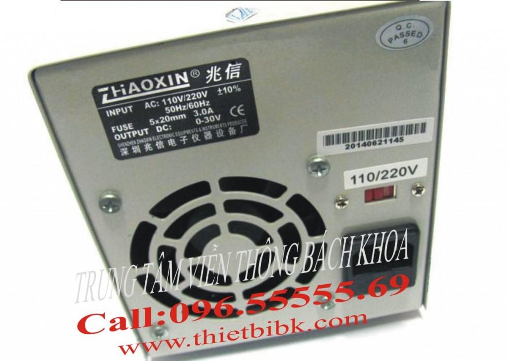 Mặt sau zhaoxin ps-305d