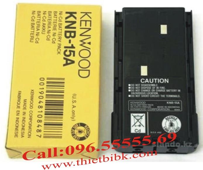 Pin bộ đàm Kenwood TK-2107