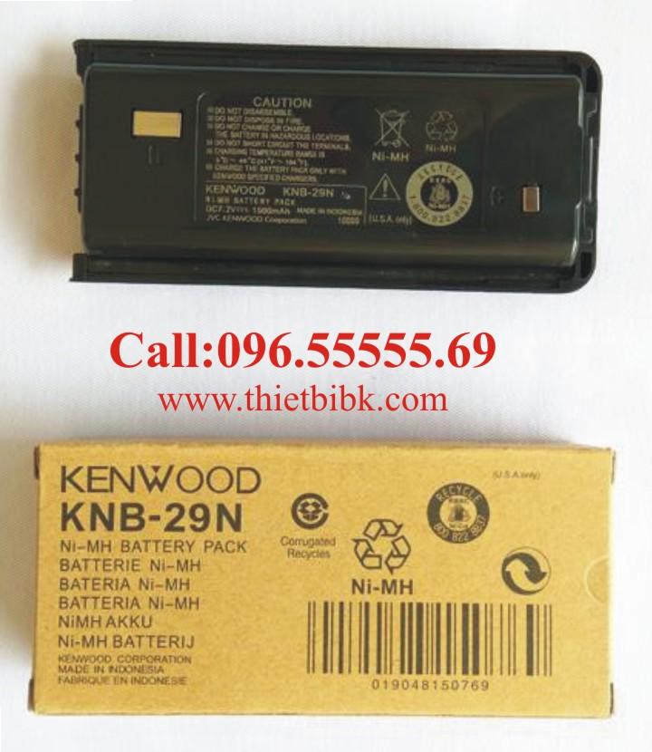 Pin bộ đàm Kenwood TK-2307 KNB-29N