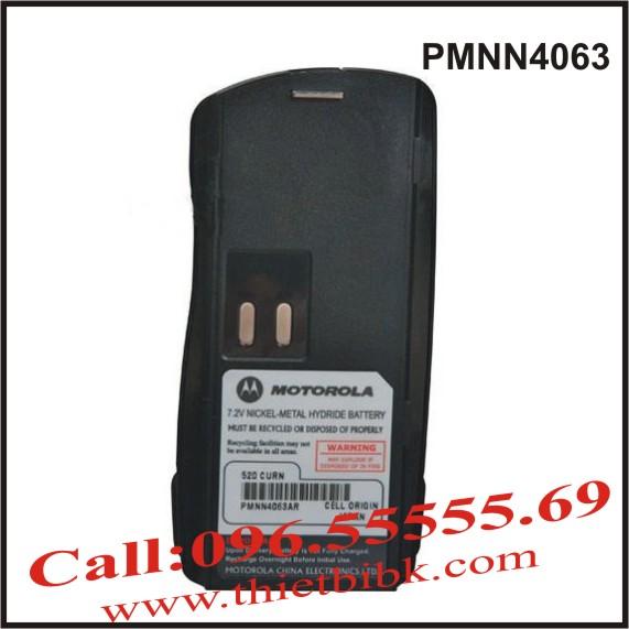 Pin bộ đàm Motorola P020/P030-Motorola PMNN4063
