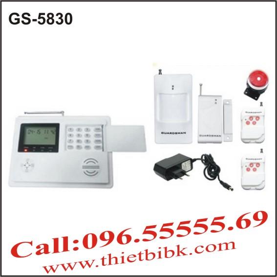 Thiết bị báo động không dây GUARDSMAN GS-5830