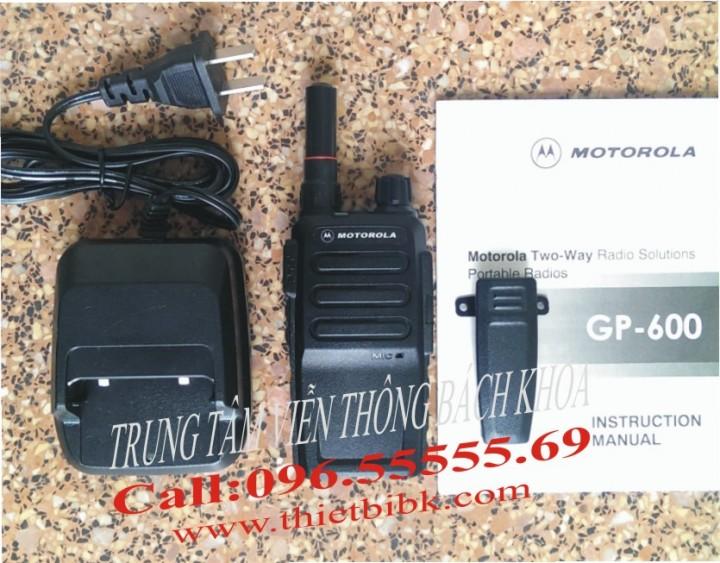 MMáy Bộ đàm cầm tay Motorola GP600S fullbox