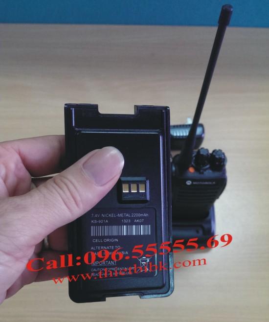 Pin Bộ đàm Motorola GP 1100plus
