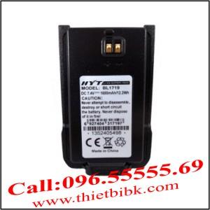 Pin bộ đàm HYT TC-518 BL1719