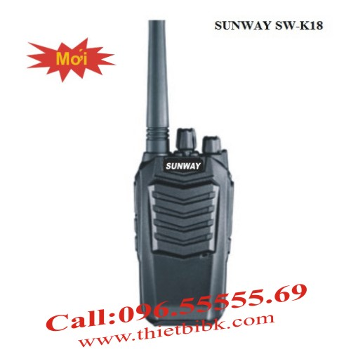 Bo dam SUNWAY SW-K18 High Power 8W