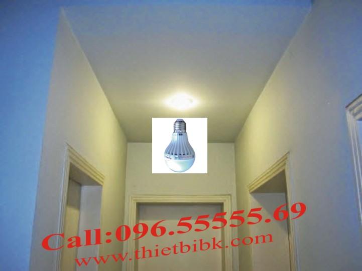 Đèn led cảm ứng âm thanh Kawa SB03 3W lắp trong phòng, hành lang, lối đi