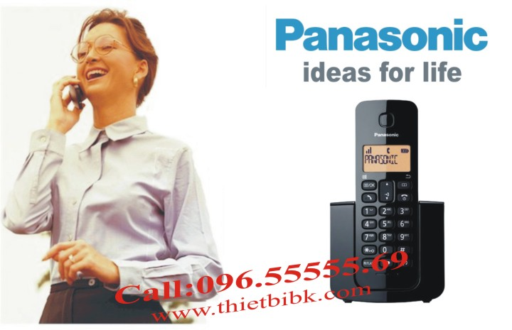 Điện thoại kéo dài Panasonic KX-TGB110 sử dụng cho các văn phòng công ty