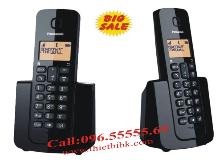 Điện thoại kéo dài Panasonic KX-TGB110 một tay máy con