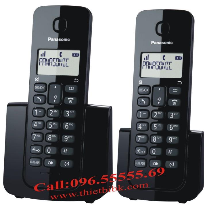 Điện thoại kéo dài Panasonic KX-TGB112 với 2 máy con