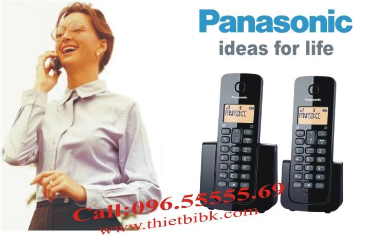 Điện thoại kéo dài Panasonic KX-TGB112 dùng cho văn phòng