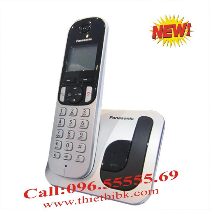 Điện thoại kéo dài Panasonic KX-TGC210 một máy con