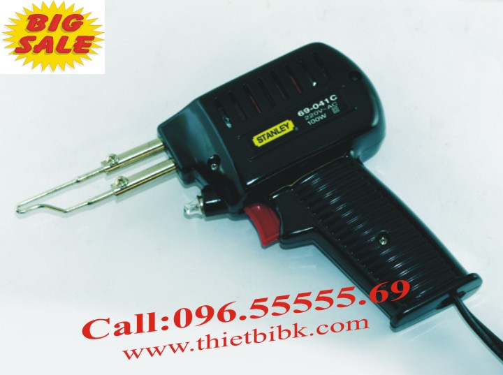 Mỏ hàn xung Soldering Gun Stanley 69-041 220v 100w đạt nhiệt độ 450 độ trong 12 giây
