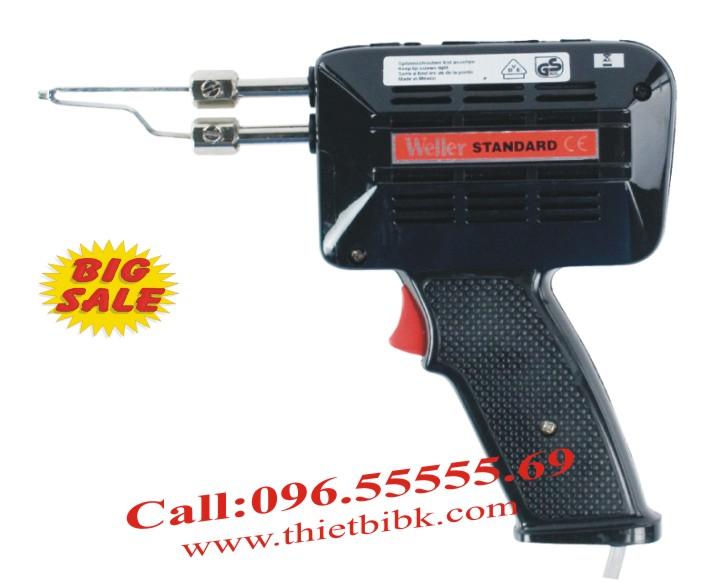 Mỏ hàn xung Soldering Gun WELLER 9200UC 220v 100w sử dụng mũi hàn hợp kim cao cấp, siêu bền