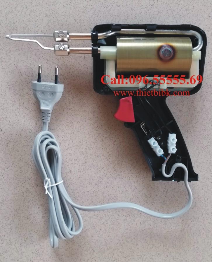 Mỏ hàn xung Soldering Gun WELLER 9200UC 220v 100w dùng biến áp hiệu năng cao