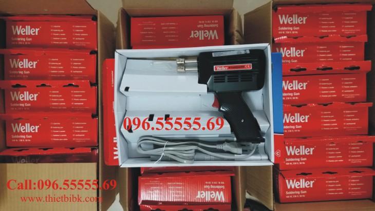 Mỏ hàn xung Soldering Gun WELLER 9200UC 220v 100w dùng cho thợ sửa chữa điện tử