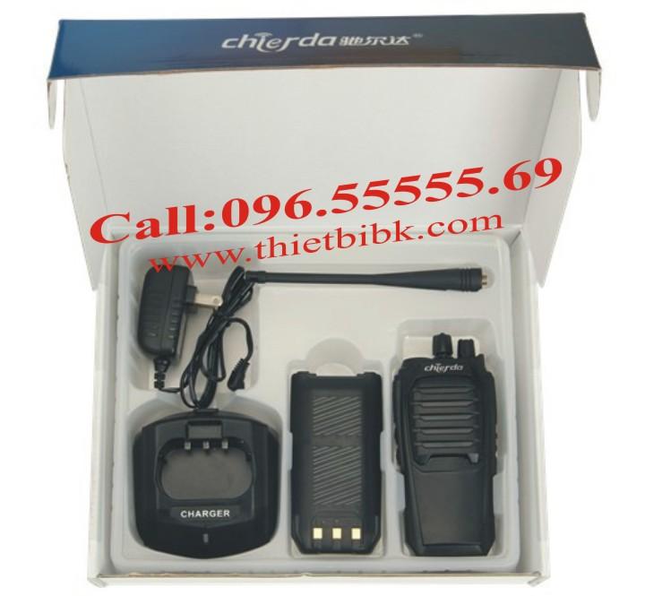 Bộ đàm Chierda CD-K16 8Watt High Power fullbox