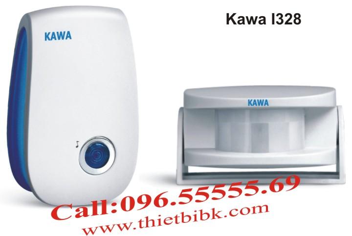 Chuông báo khách cảm ứng hồng ngoại Kawa I328 dùng cho cửa hàng