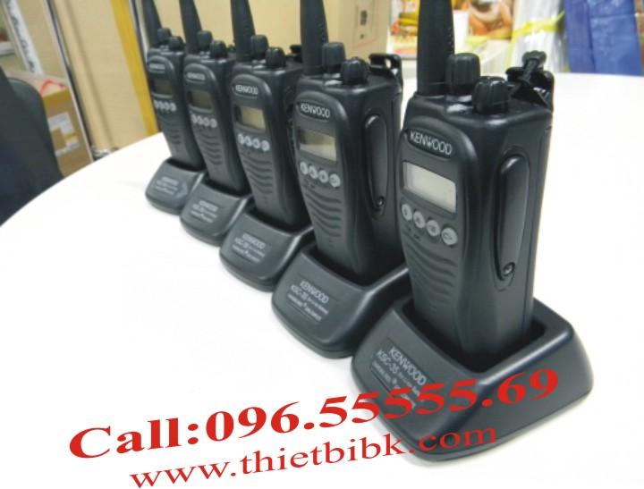 Bộ đàm Kenwood TK-3217 UHF liên lạc điều hành sản xuất