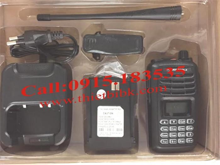 Bộ đàm Motorola GP-388Plus 199 kênh UHF/VHF trọn bộ