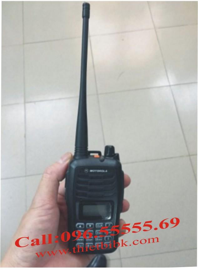 Bộ đàm Motorola GP-388Plus 199 kênh dùng cho công trường xây dựng