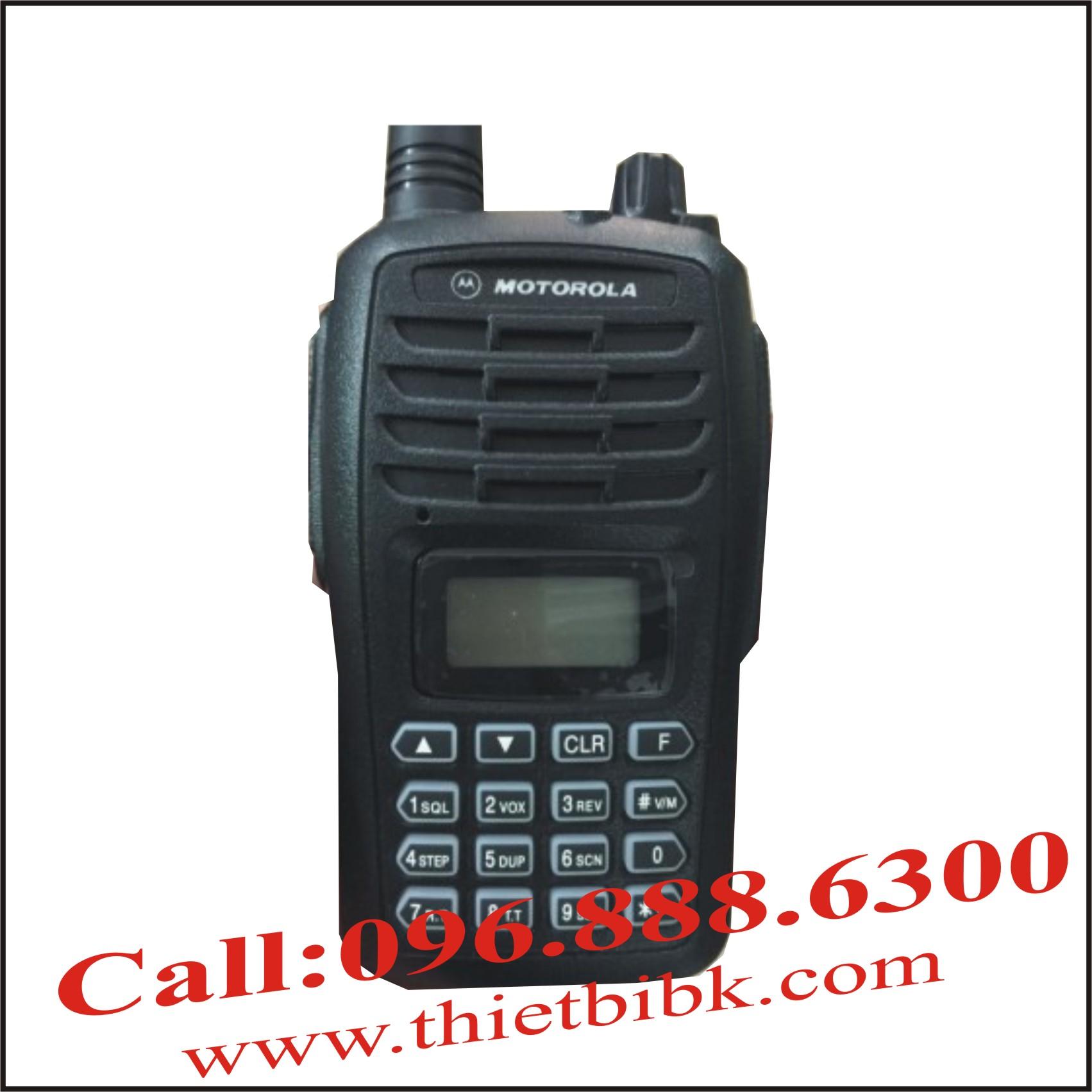 Bộ đàm Motorola GP-388Plus 199 kênh