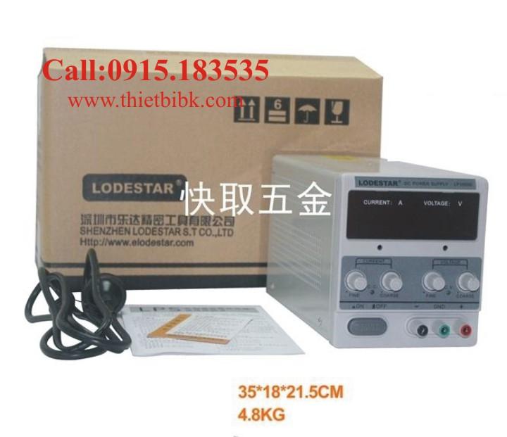 Máy cấp nguồn Lodestar LP3005D