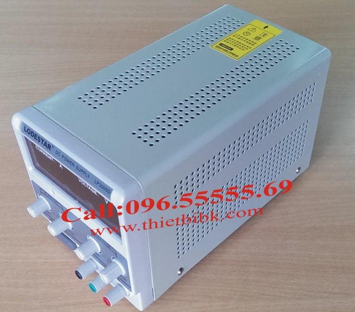 Máy cấp nguồn đa năng Lodestar LP3005D cấp nguồn DC tới 5A