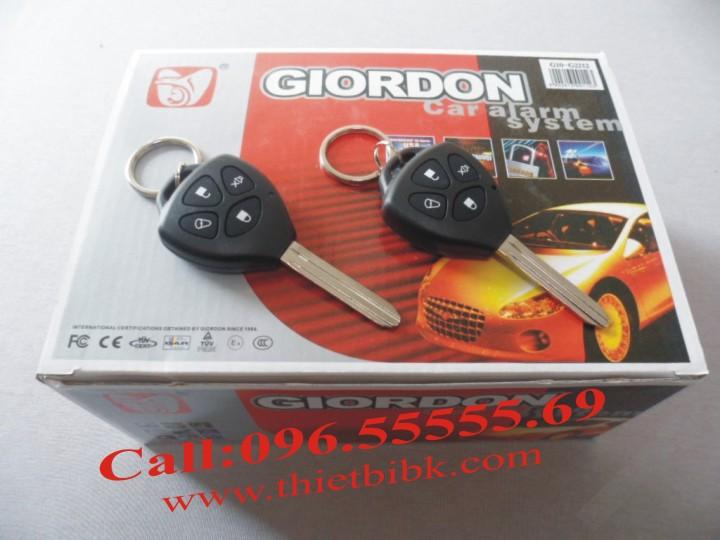 Bộ điều khiển Chuột cửa ô tô Car Remote Control Central Door Lock cho xe Toyota (Mã G2212)