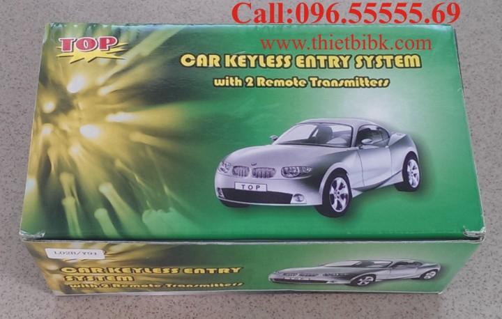 Bộ điều khiển khóa cửa ô tô Car Remote Control Central Door Lock Top box
