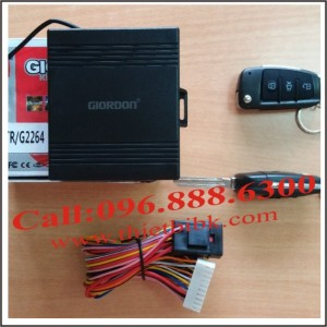 Bo dieu khien khoa cua oto Car Remote Control Central Door Lock G2264 chia gap