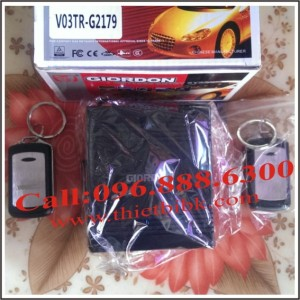 Car Remote Control Central Door Lock g2179 khong chia