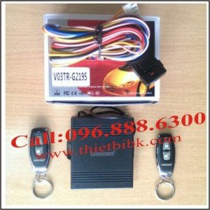 Car Remote Control Central Door Lock G2195 khong chia