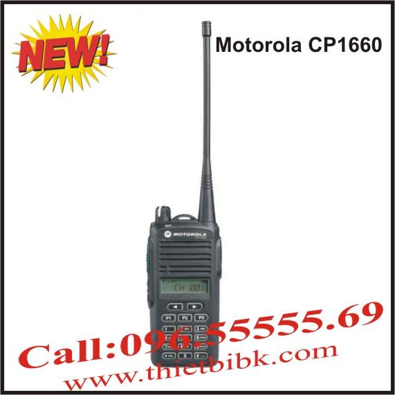 Máy bộ đàm Motorola CP1660 99 kênh