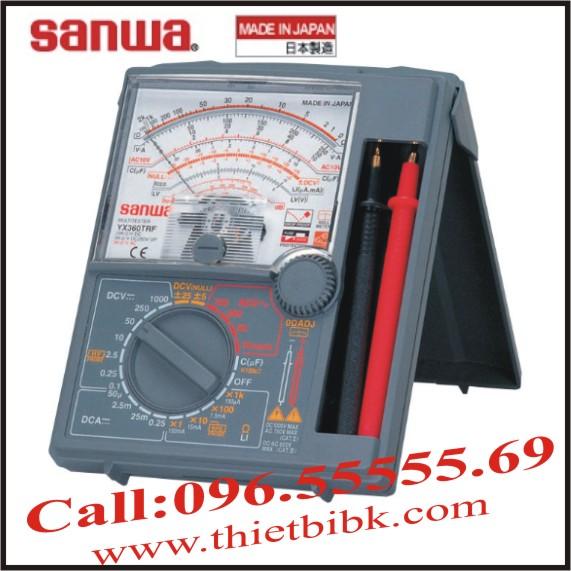 Đồng hồ vạn năng SANWA YX360TRF Analog Multitester