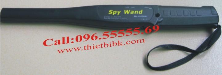 Máy dò kim loại cầm tay Spy Wand  G380 dùng pin 9V