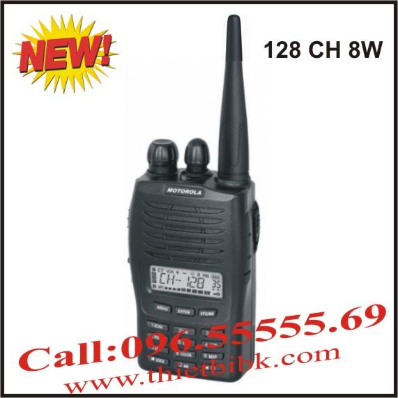 Bộ đàm Motorola MT 777 128 kênh 8w