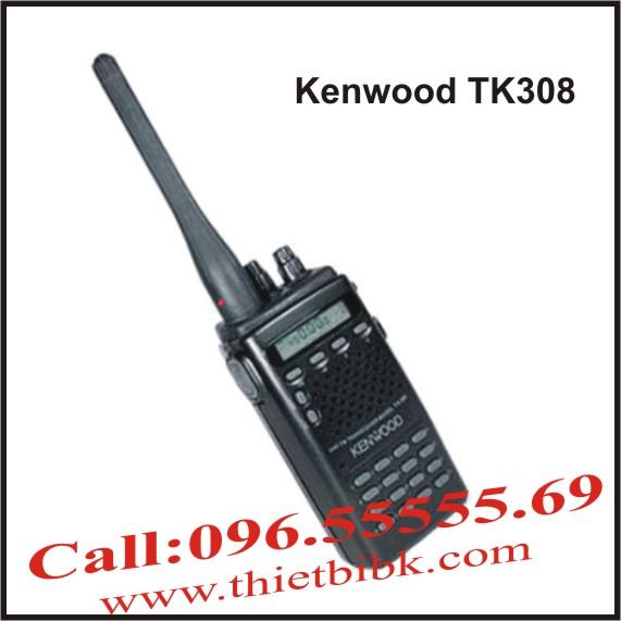 Bộ đàm cầm tay Kenwood TK308 99 kênh 7W