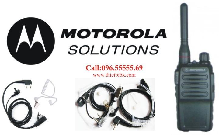 Bộ đàm cầm tay Motorola GP600S MINI nhỏ gọn, dùng cho tổ chức sự kiện