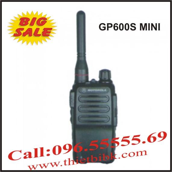 Bộ đàm cầm tay Motorola GP600S MINI