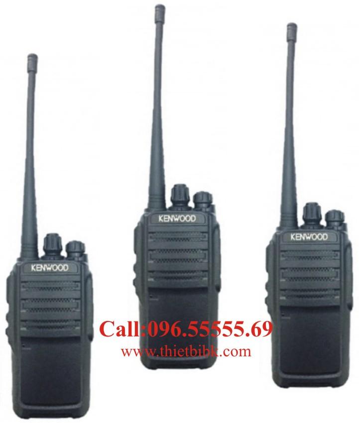 Bộ đàm Kenwood TK-720 UHF dùng cho khu du lịch