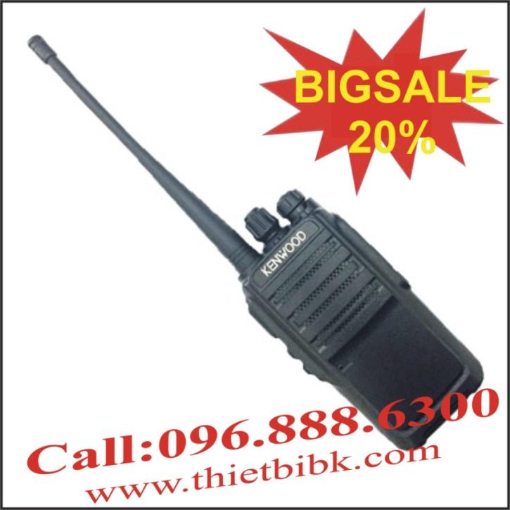 Bộ đàm Kenwood TK-720 UHF dùng cho tòa nhà