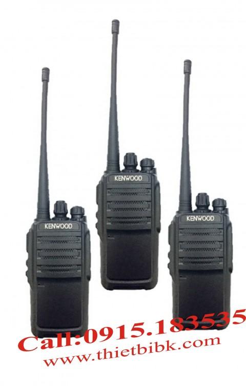 Bộ đàm Kenwood TK-720 UHF dùng cho nhà hàng