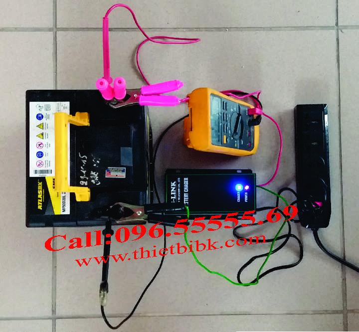 Máy Sạc ắc quy tự động G-LINK POWER 12V-100Ah sử dụng sạc ắc quy ô tô xe máy